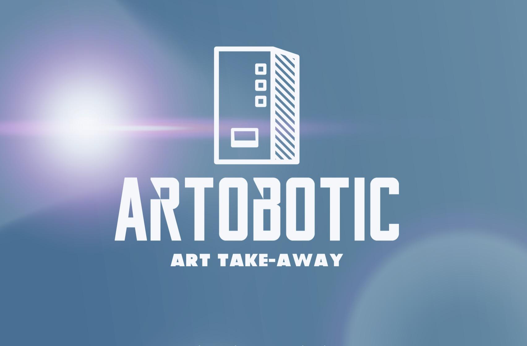 Artobotic, art vending machine